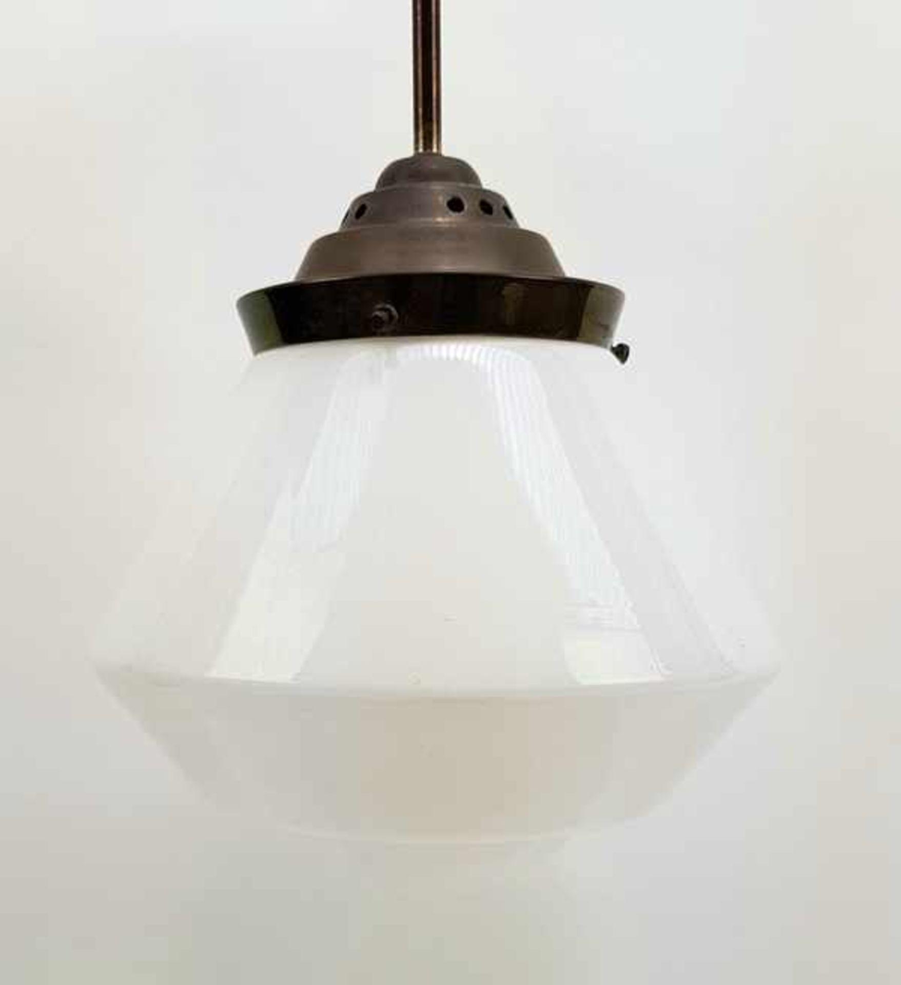 (Antiek) Hanglamp Gispen stijl - Image 3 of 3