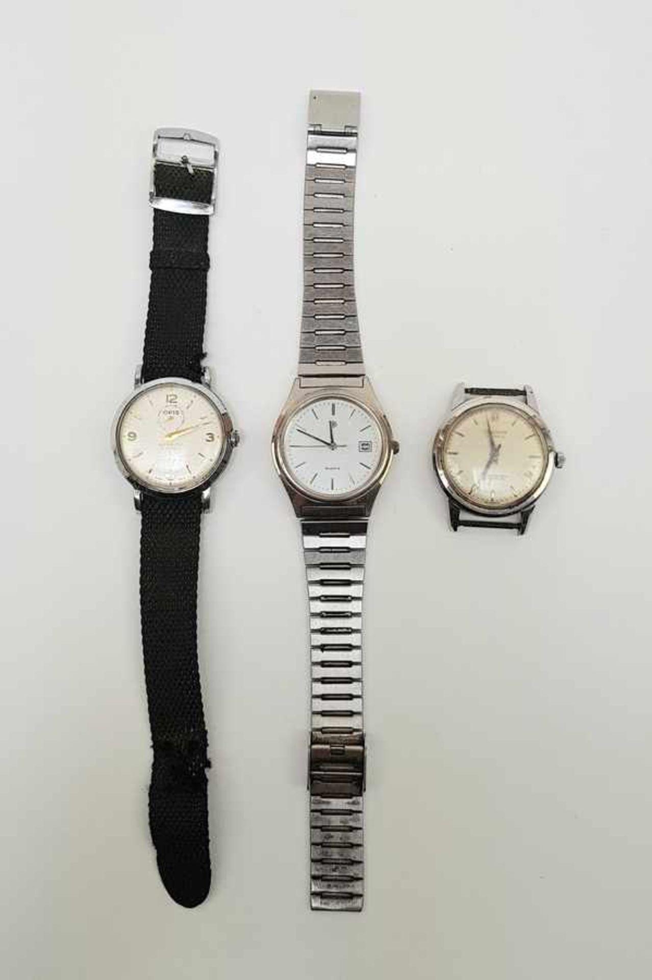 (Sieraden) Horloges Oris