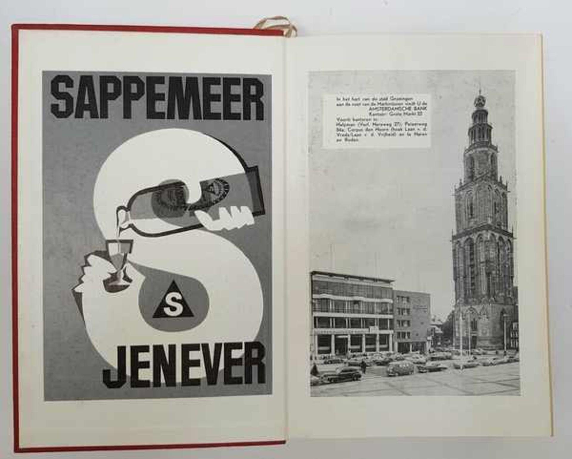 (Boeken) Groninger adresboek 1964 - Bild 3 aus 6
