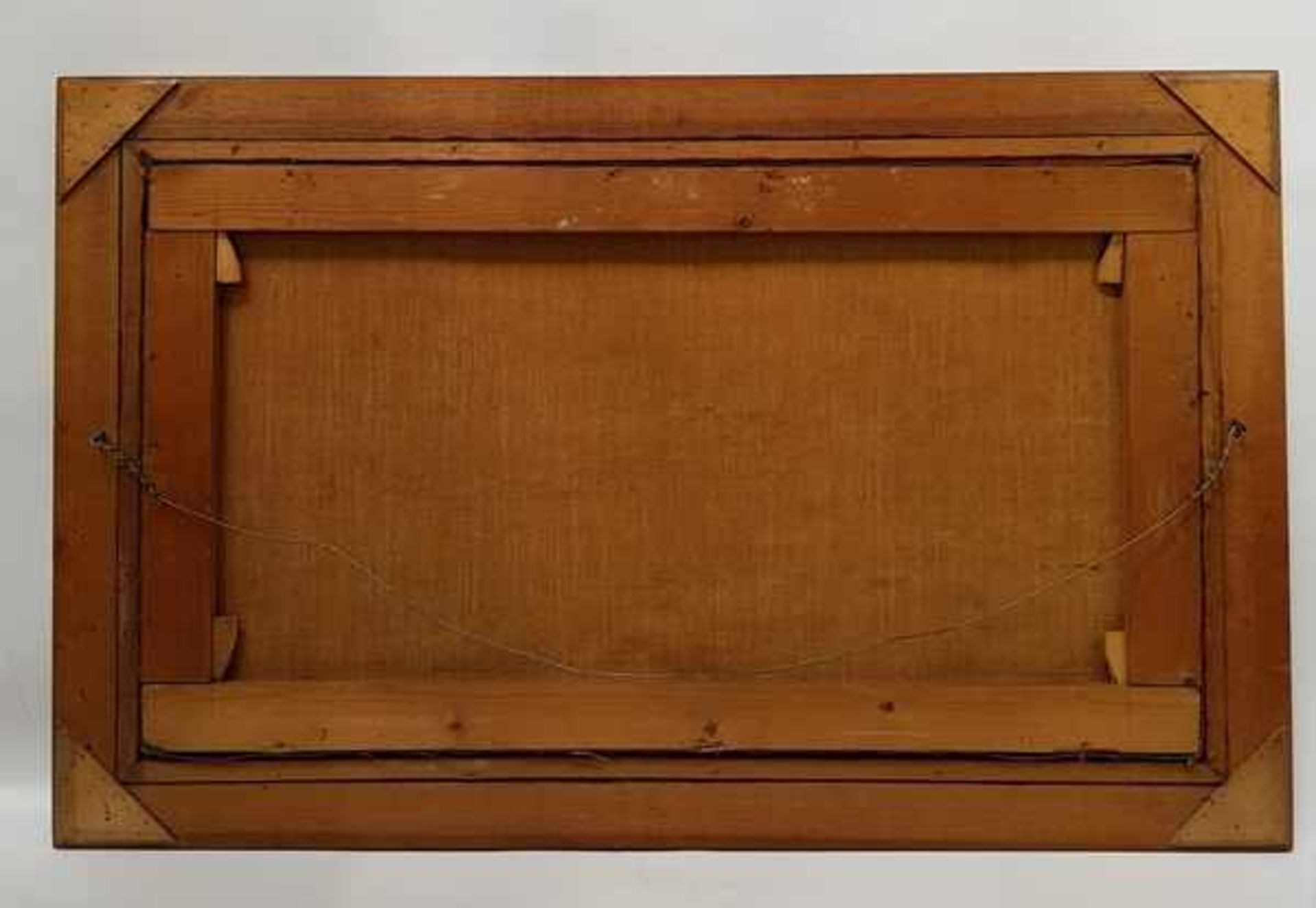 Los 306 - (Kunst) Schilderij, olieverf op doek, C.H. ter Reehorst