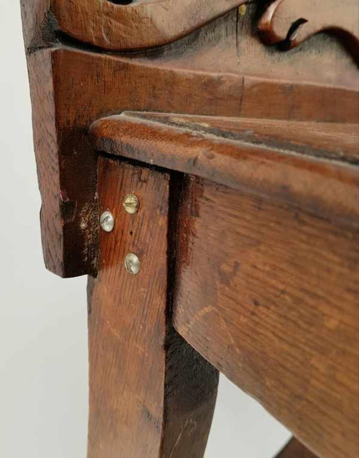 (Antiek) Halstoel - Bild 5 aus 5