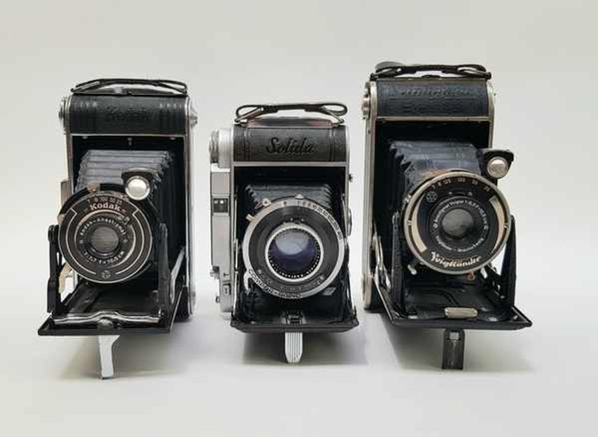 (Antiek) Fotocamera's - Bild 3 aus 6