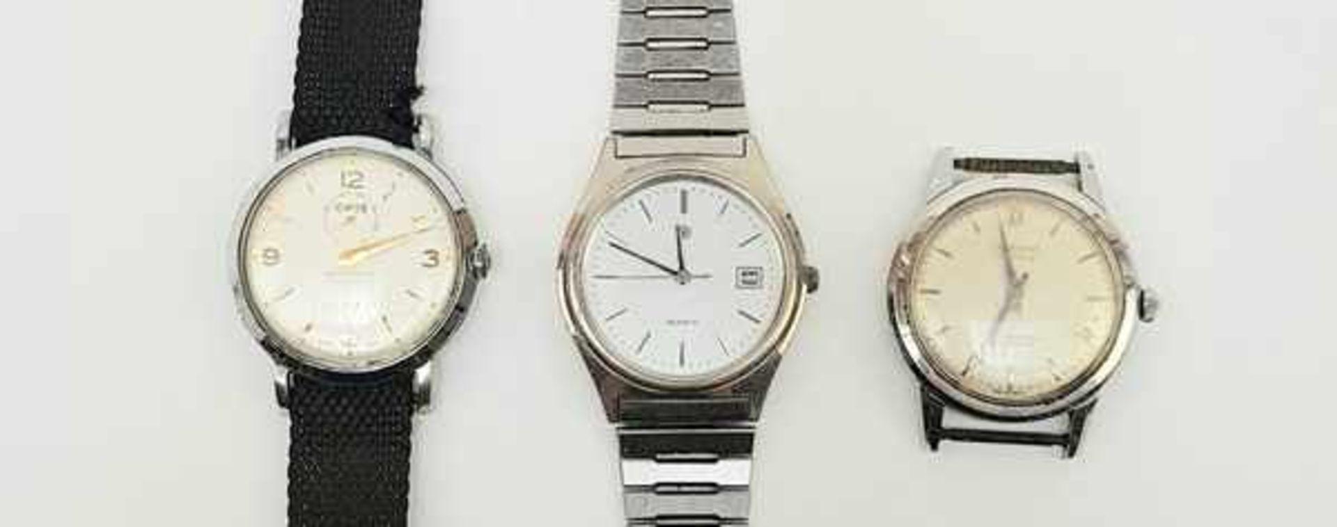 (Sieraden) Horloges Oris - Image 3 of 3