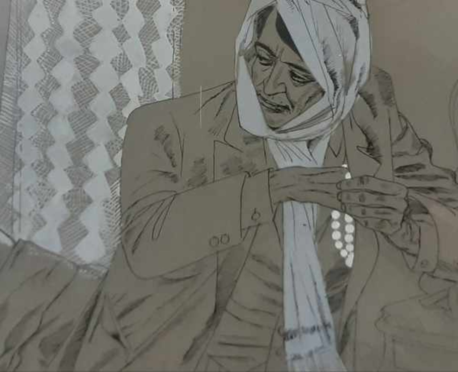 Los 295 - (Kunst) Tekening, Eppo Doeve