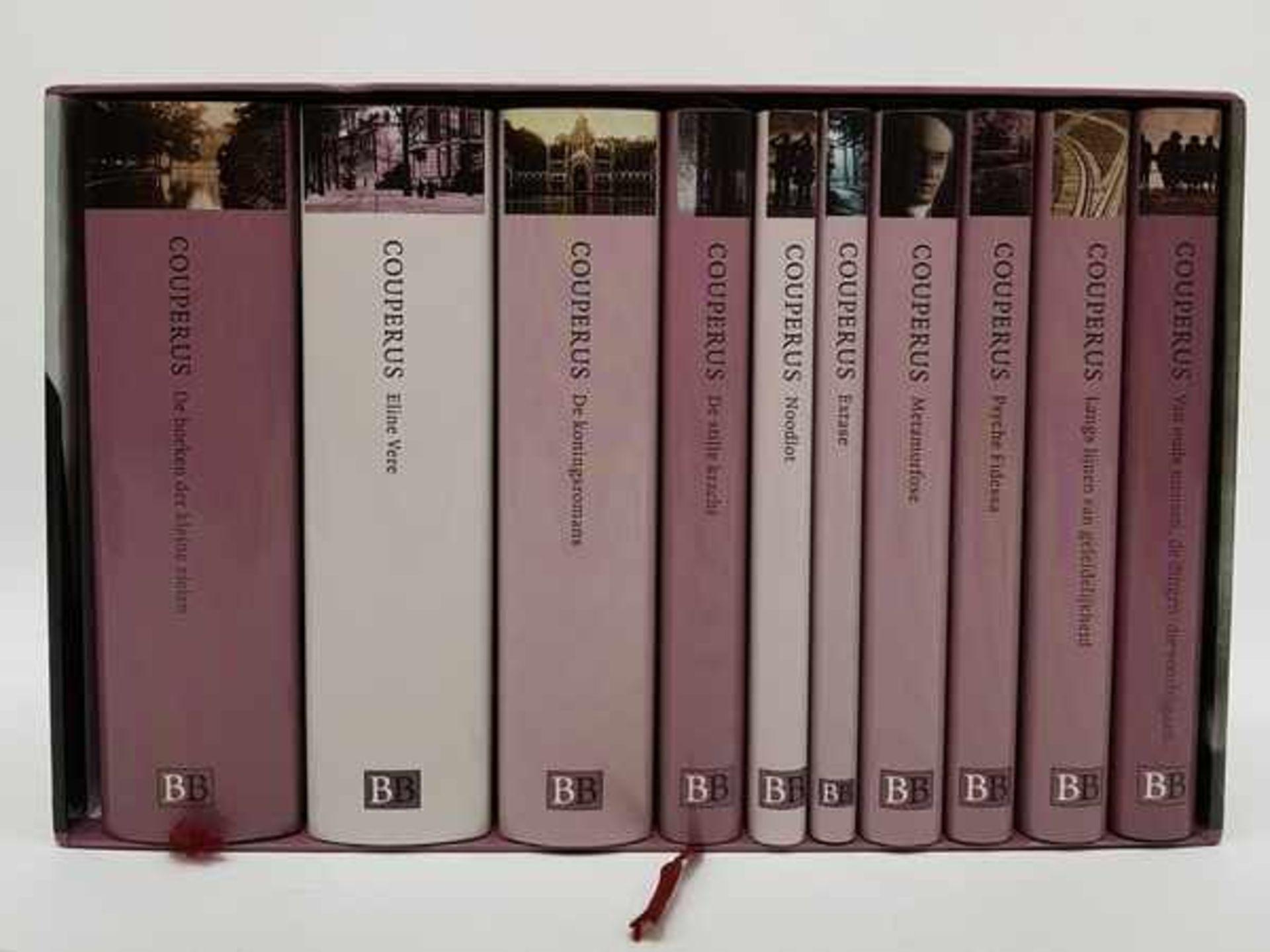 (Boeken) Verzamelbox grootste werken Louis Couperus