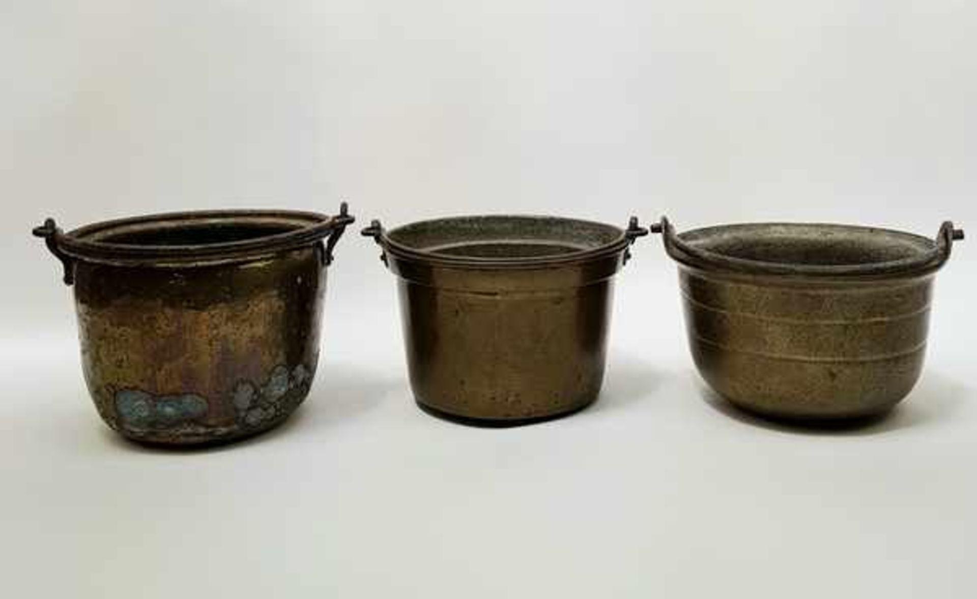 (Antiek) Kookpotten