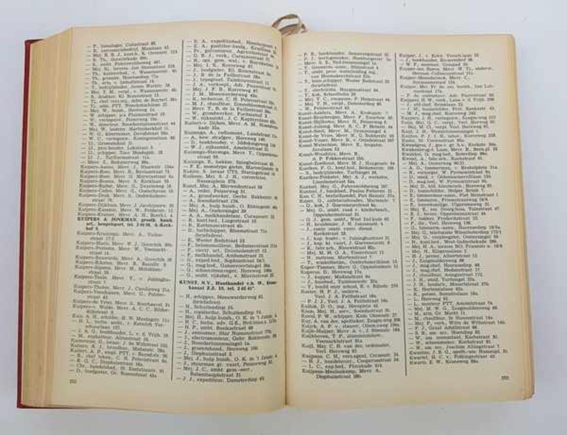 (Boeken) Groninger adresboek 1964 - Bild 4 aus 6