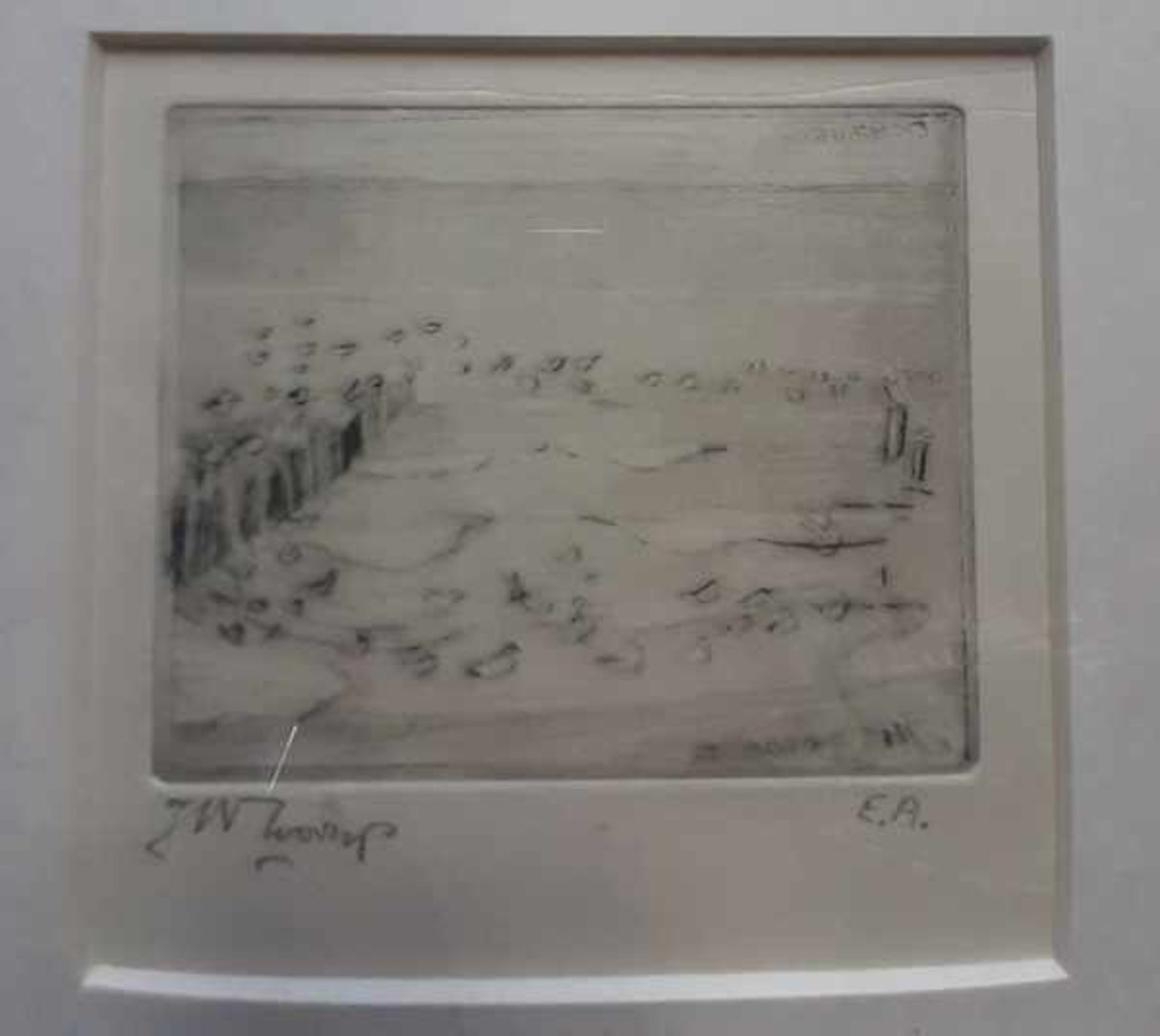Los 290 - (Kunst) Ets, Jan Toorop