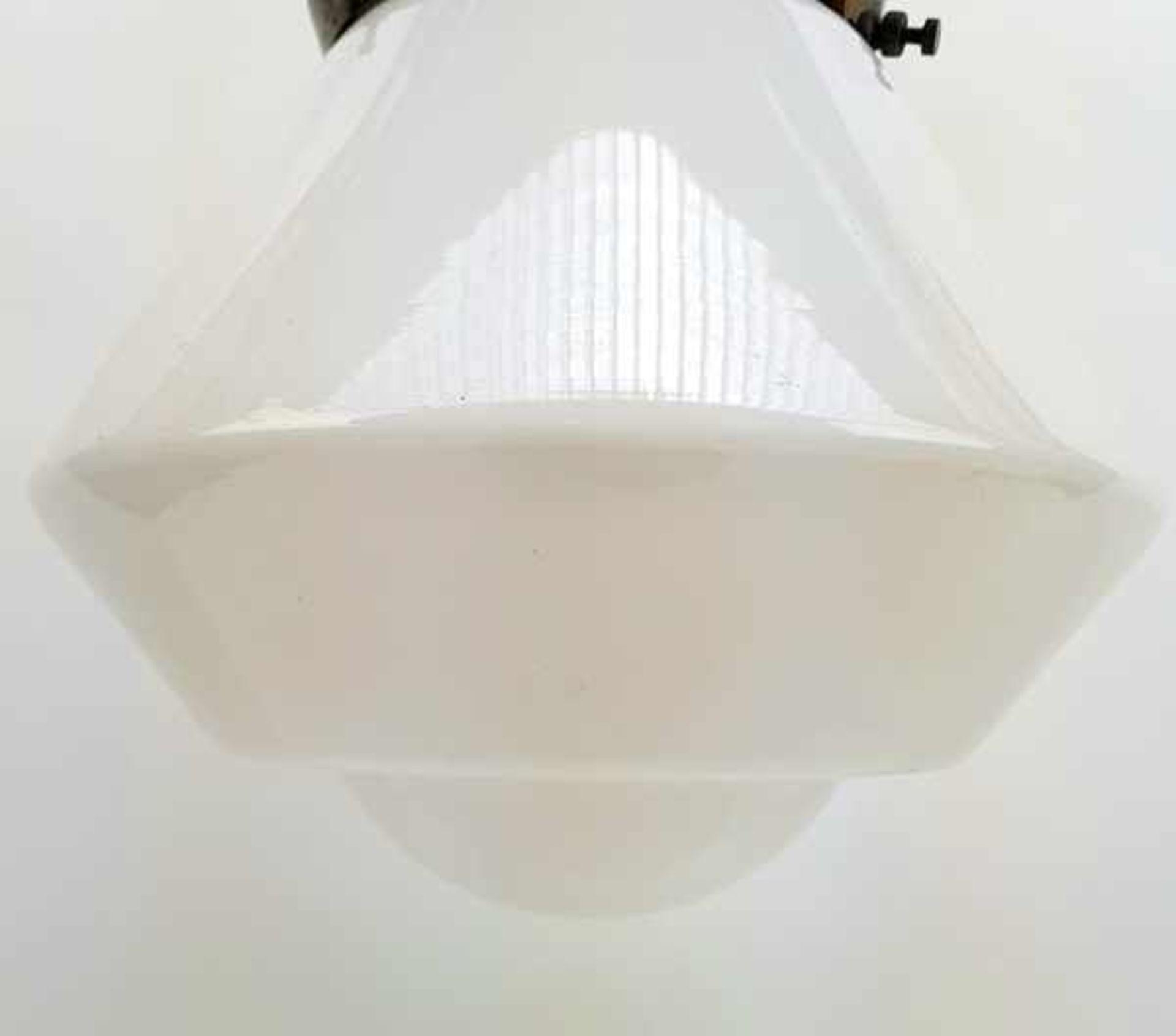 (Antiek) Hanglamp Gispen stijl - Image 2 of 3