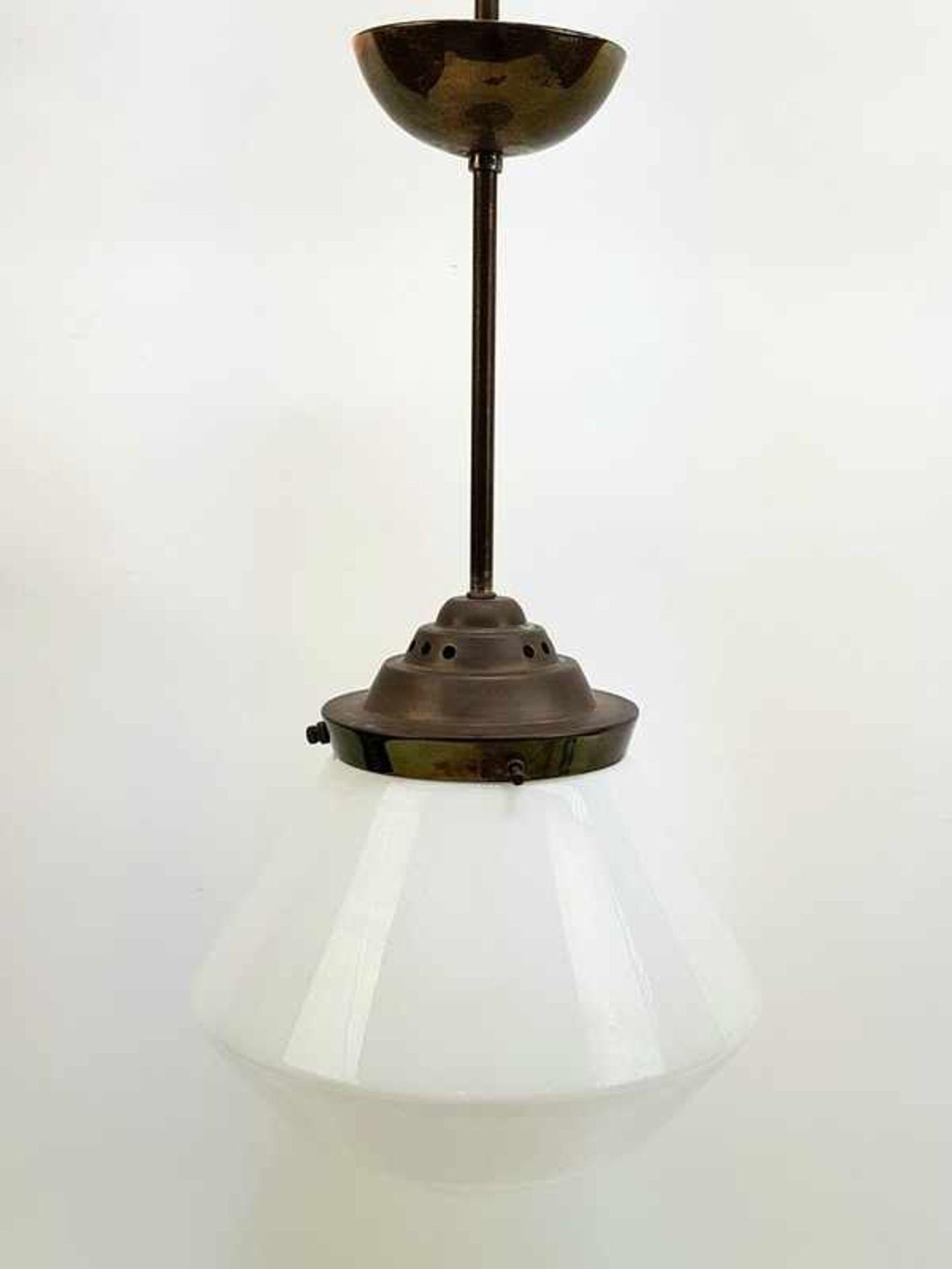 (Antiek) Hanglamp Gispen stijl
