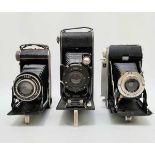 (Antiek) Fotocamera's