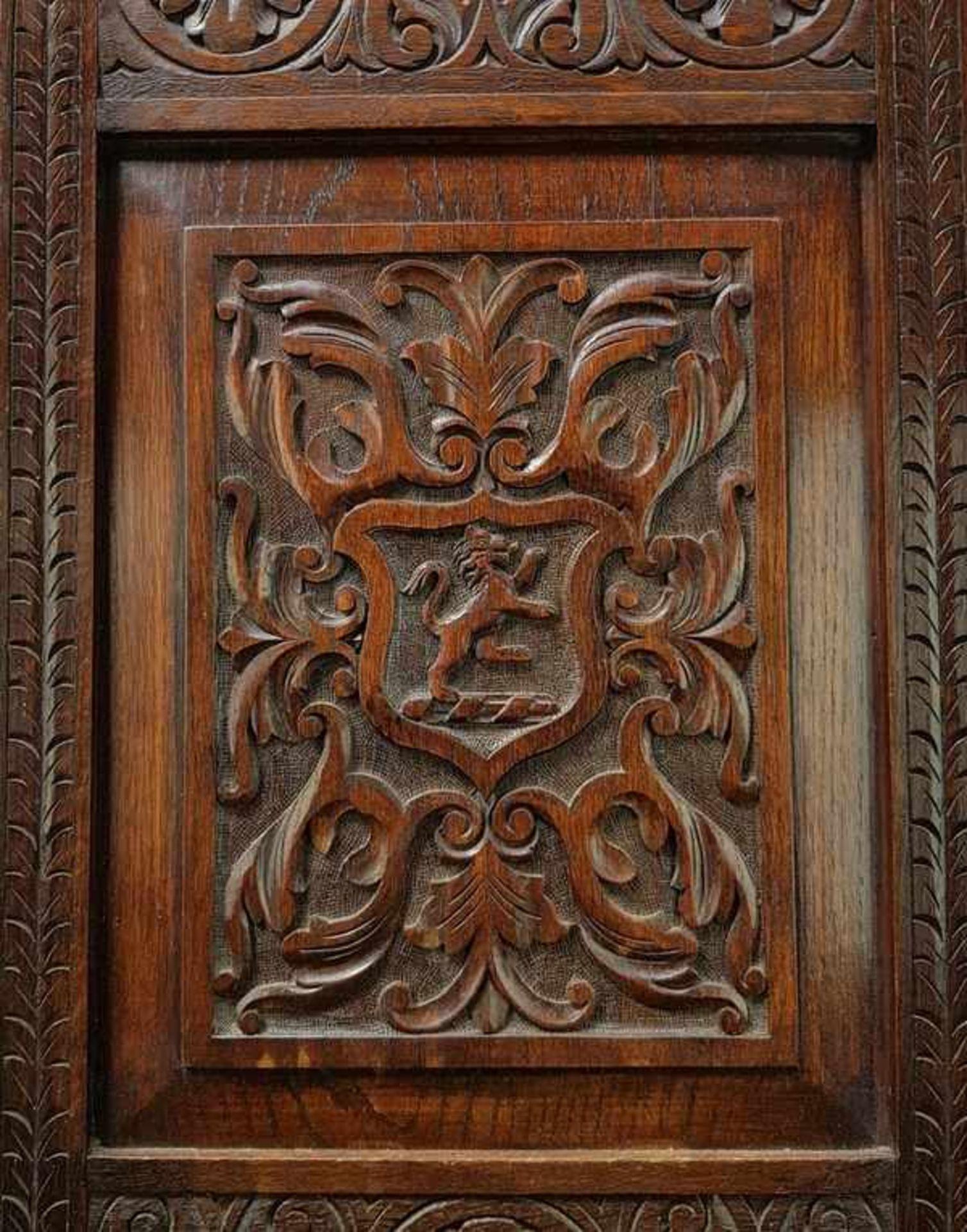 Los 268 - (Antiek) Kloosterstoel