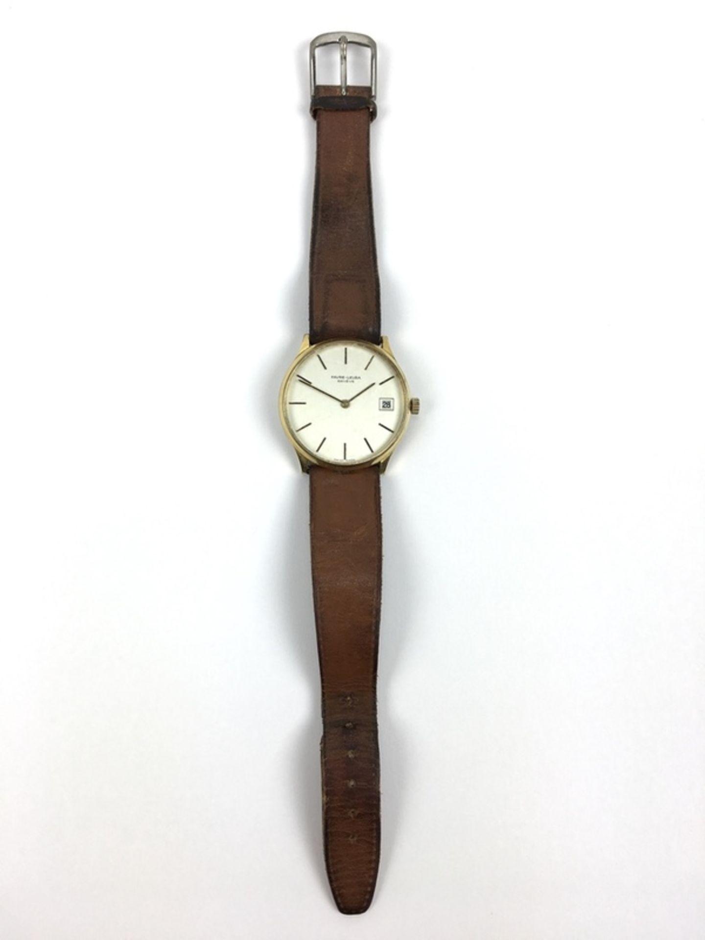 (Sieraden) Horloge Favre-Leuba GeneveVintage heren horloge Favre-Leuba Geneve. Conditie: In wer