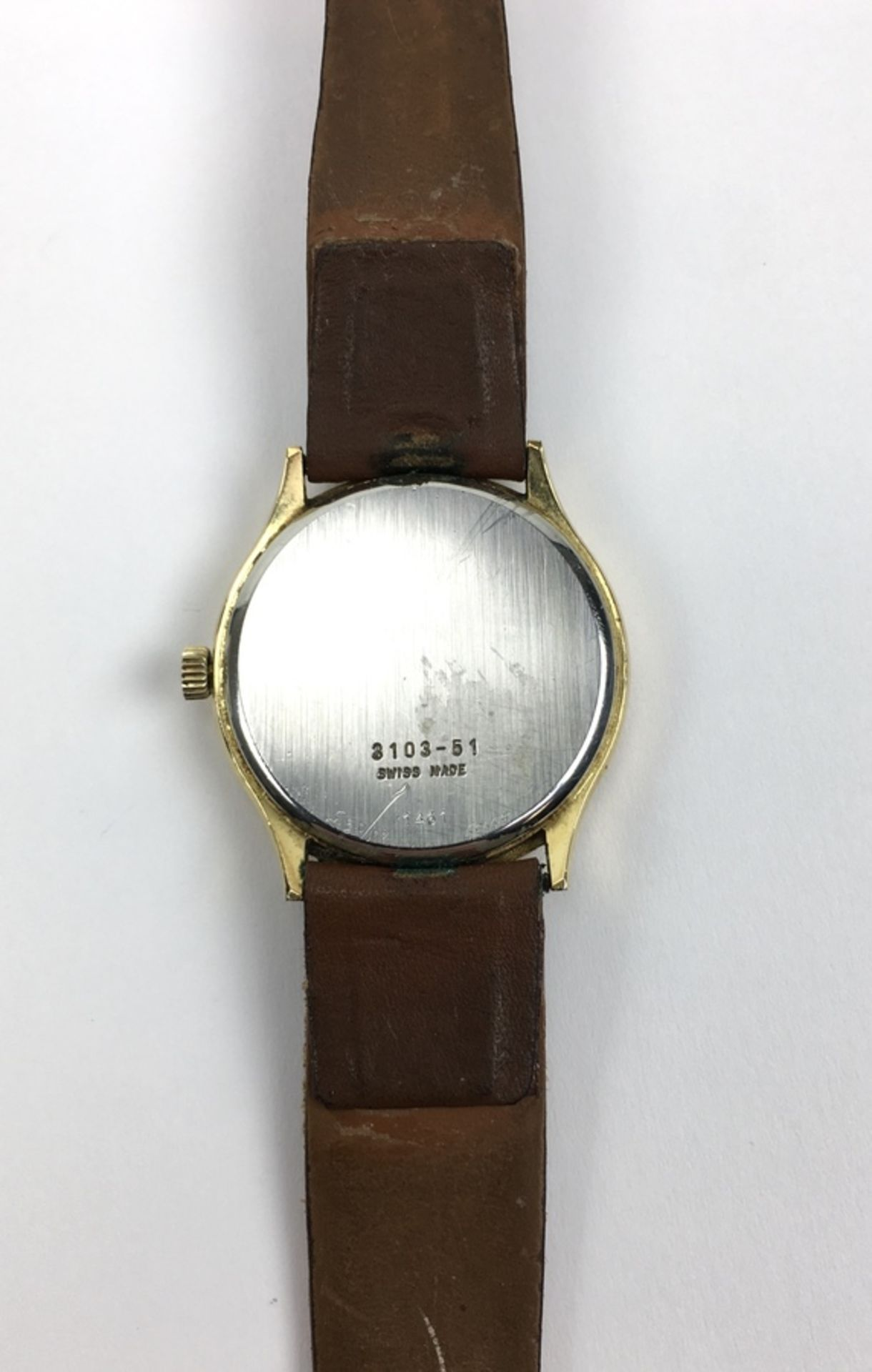 (Sieraden) Horloge Favre-Leuba GeneveVintage heren horloge Favre-Leuba Geneve. Conditie: In wer - Image 3 of 3