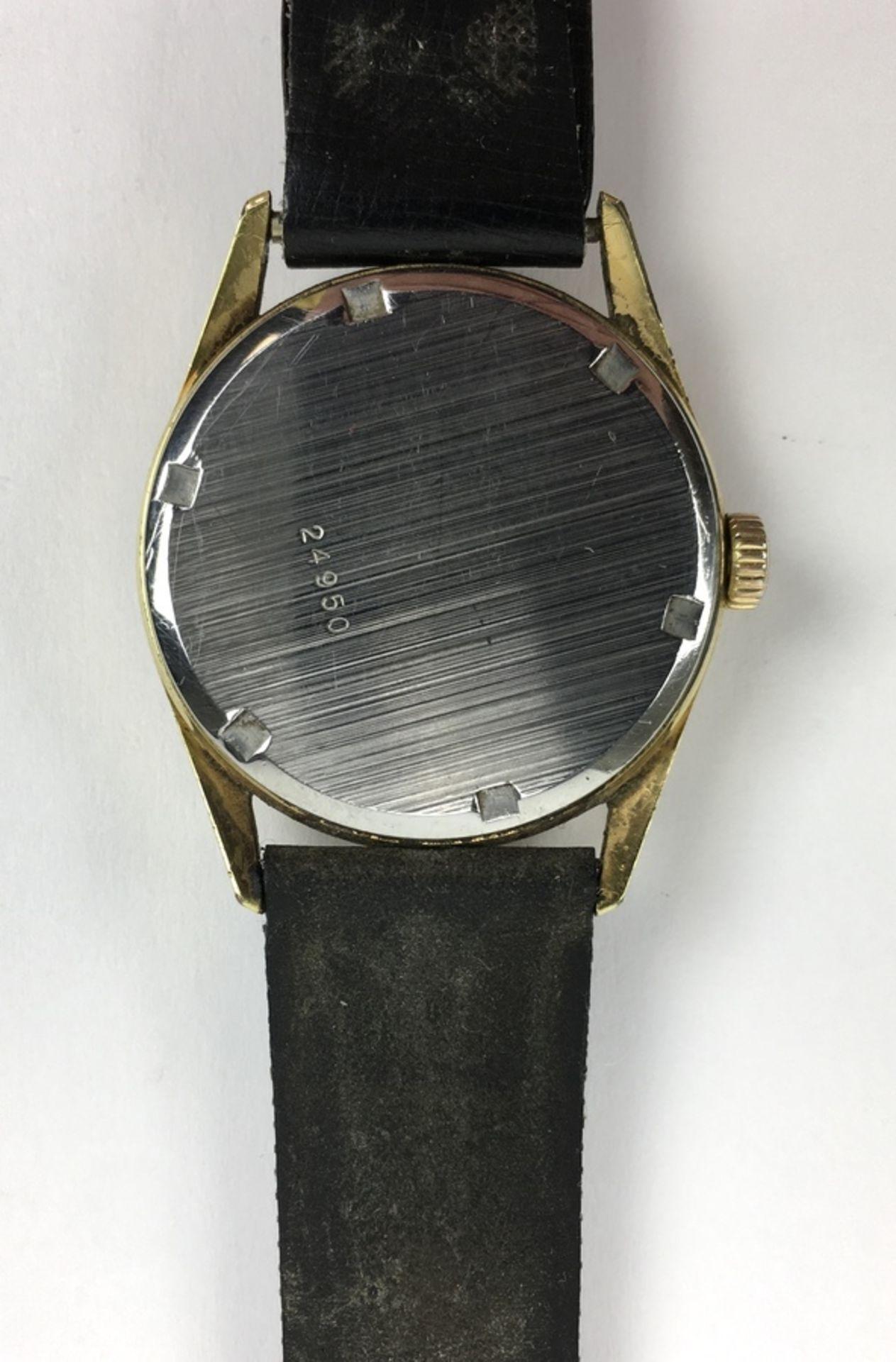(Sieraden) Horloge PontiacVintage heren horloge Pontiac Simpatico. Conditie: In werkende staat. - Image 3 of 3
