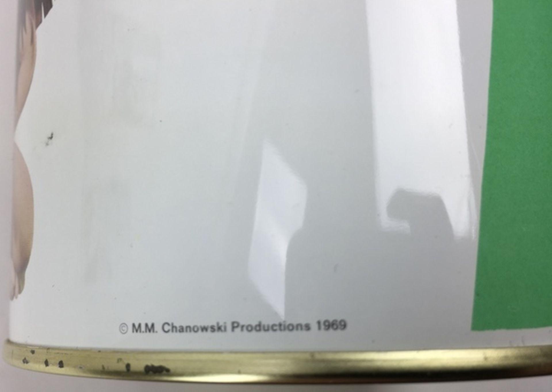 (Curiosa) Beschuitbussen FabeltjeskrantVijf beschuitbussen met afbeeldingen van fabeltjeskrant, - Image 4 of 5