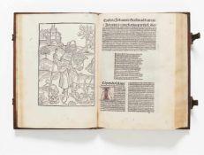 Gerson, Johannes: Opera. Prima pars + Inventarium. (Ed. Peter Schott u. Johann Geiler von