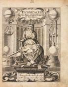 Schott, Caspar: Technica curiosa, sive mirabilia artis, libris XII comprehensa. 2 Tle. in 1 Bd.