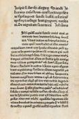 Johannes Chrysostomus: Dialogi de dignitate sacerdotii. [Köln: Ulrich Zell, nicht nach 1472].18,1