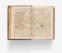 Münster, Sebastian: La cosmographie universelle, contenant la situation de toutes parties du