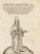 Lichtenberger, Johannes: Prognosticatio, qvam olim scripsit super magna illa Saturni ac Iouis