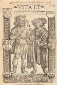 Einhard [Eginhart]: Vita et gesta Karoli Magni. Köln: Soter 1521. 20 x 13,7 cm. Mit ganzs.