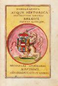 Aitzing, Michael von: [Ad Hispaniae et Hungariae reges termaximos. De Leone Belgico, eius[que]