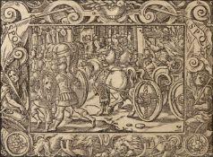 Livius, Titus u. Lucius Florus: Von Ankunfft und Vrsprung des Römischen Reichs/ der alten Römer