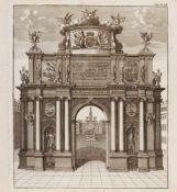 Penther, Johann Friedrich: Anleitung zur bürgerlichen Bau-Kunst enthaltend ein Lexicon