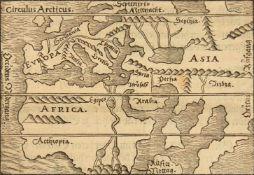 Reißner, Adam: Ierusalem, die alte Haubtstat der Jüden/ wie sie vor der zerstörung auff hohem