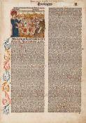 Meffreth: Sermones de tempore et de sanctis, sive Hortulus reginae. P. 1-3 in 1 Bd. Nürnberg: