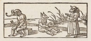 Nausea, Friedrich: Libri mirabilium septem. Köln: Peter Quentell 1532. 19,5 x 13,5 cm. Mit 29