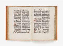 Officium de compassione beatae Mariae virginis. (Titel: Historia de veneranda compassione beatissime