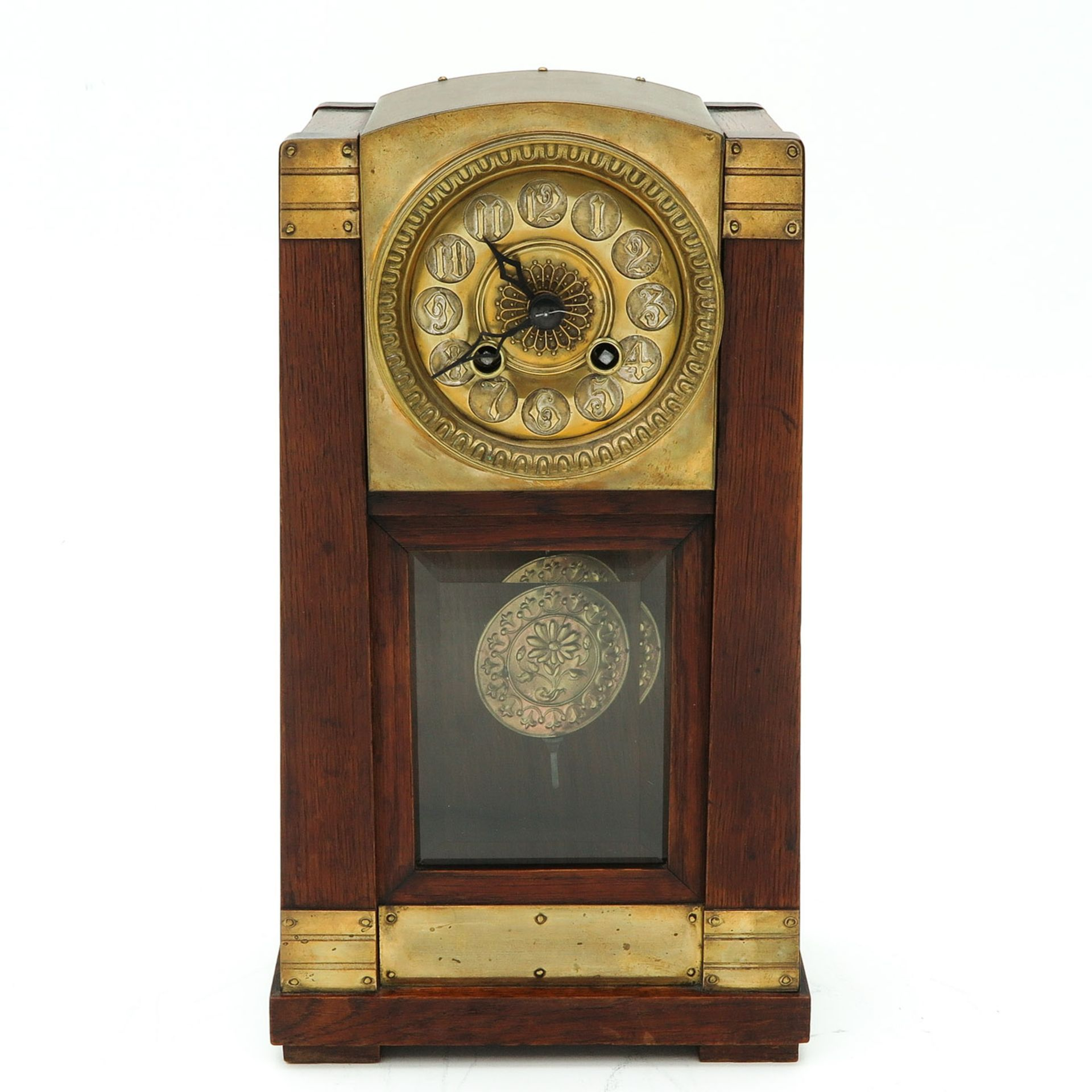 Los 1152 - An Amsterdam School Period Pendulum