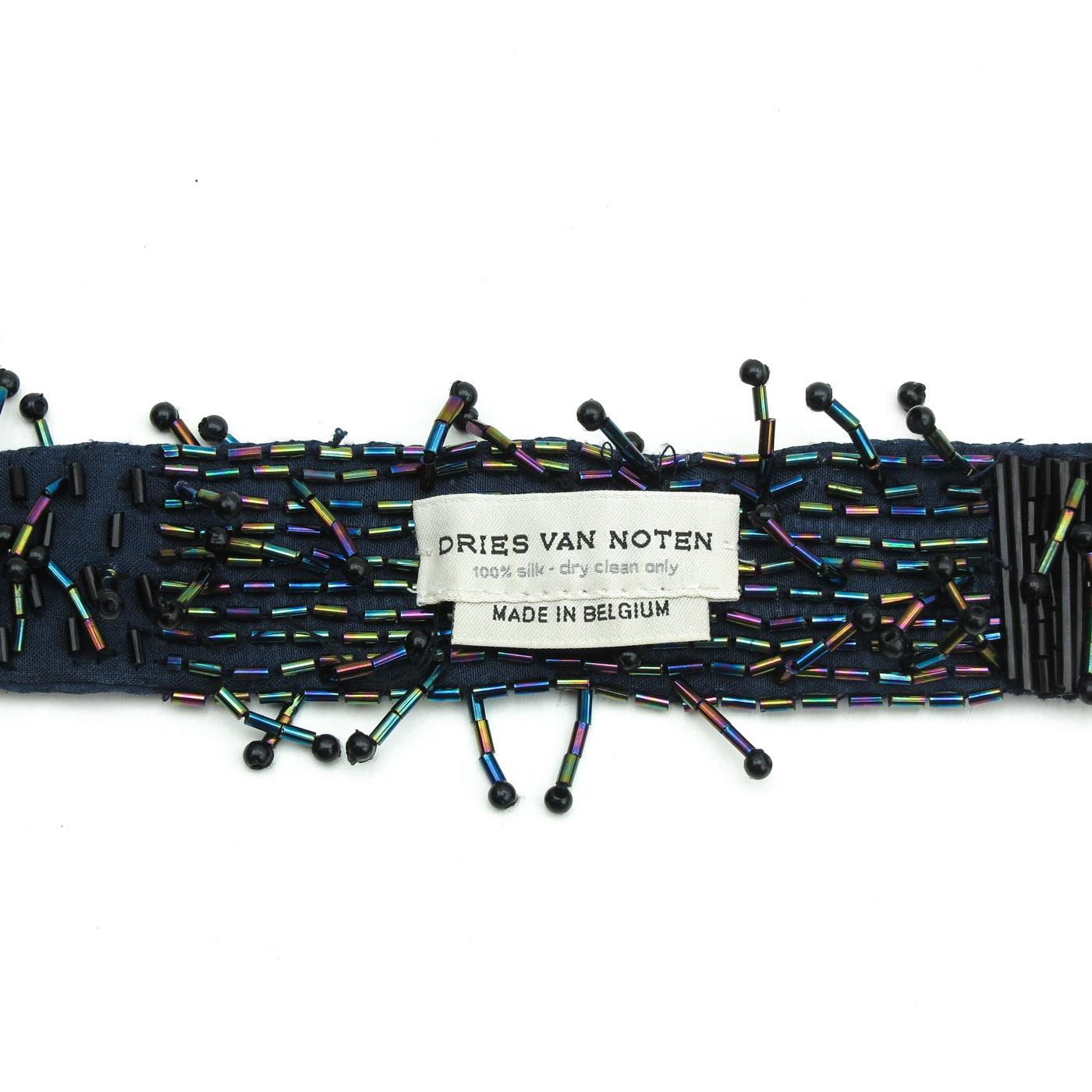 A Designer Dries van Noten Belt - Image 3 of 4