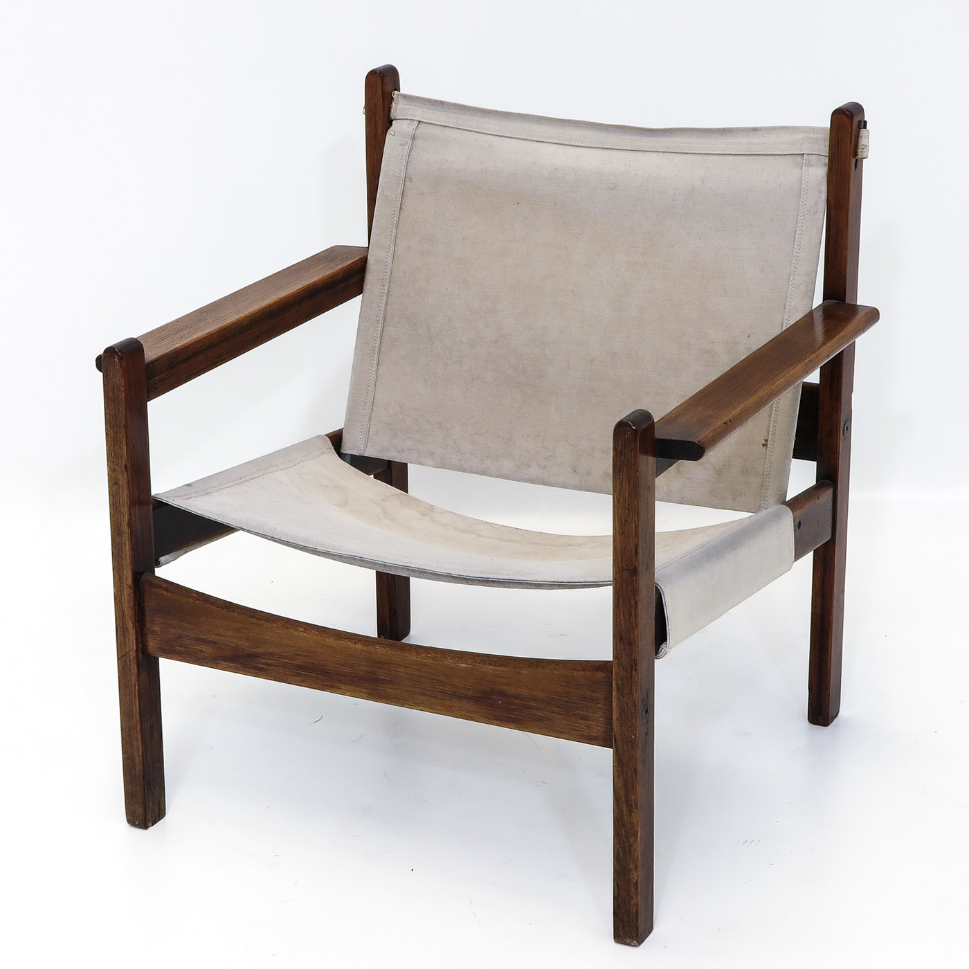 Lot 1156 - A 1970s Chair
