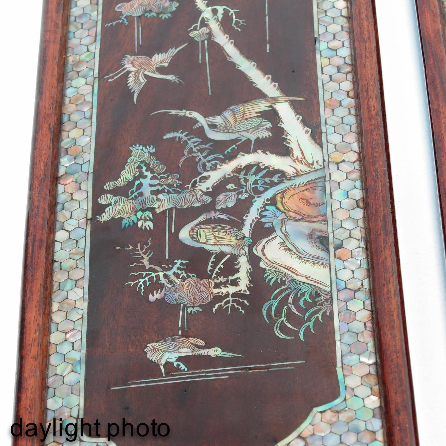 Lot 7018 - A Series of 4 Wall Panels