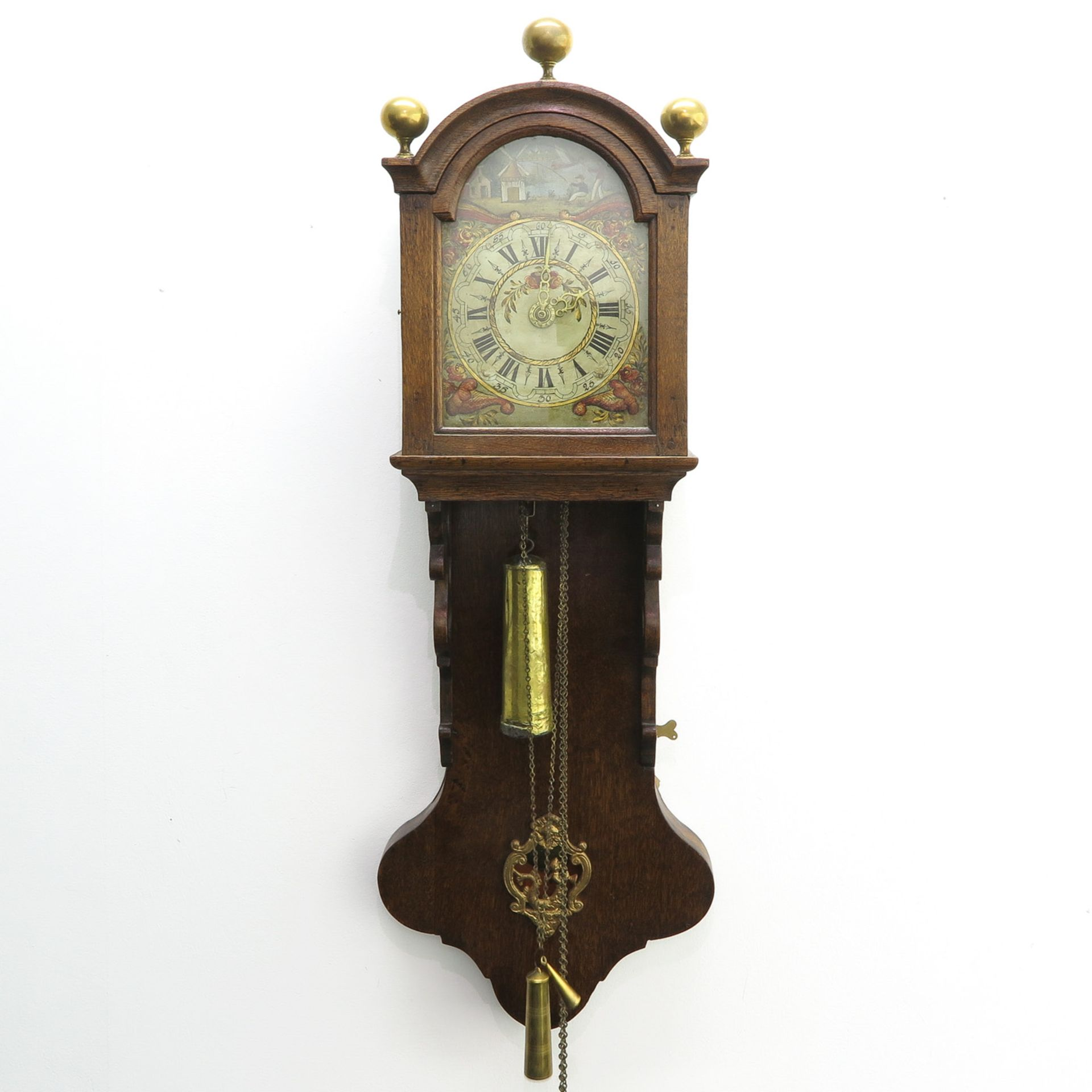 Los 1035 - A 19th Century Friesland Clock