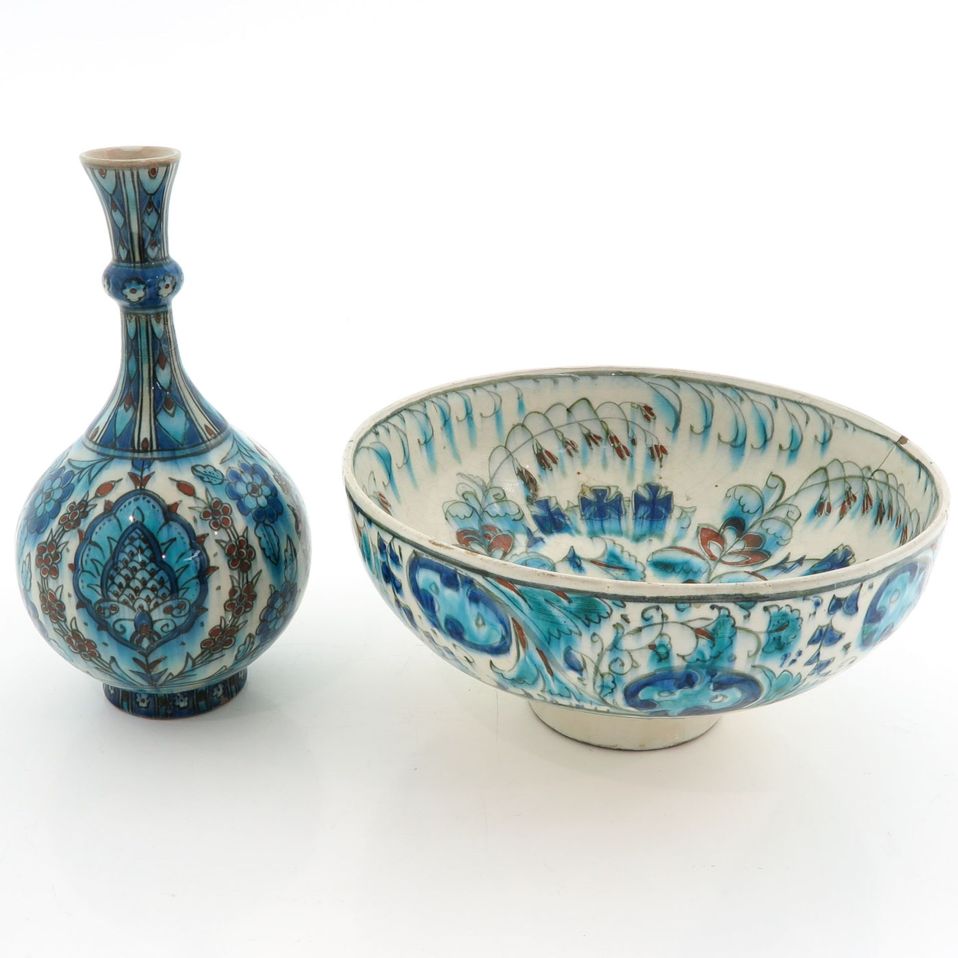 Los 1050 - A Collection of Dutch Pottery