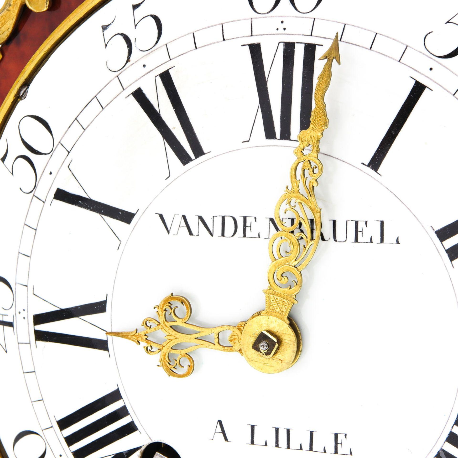 Los 1040 - A Signed Console Clock