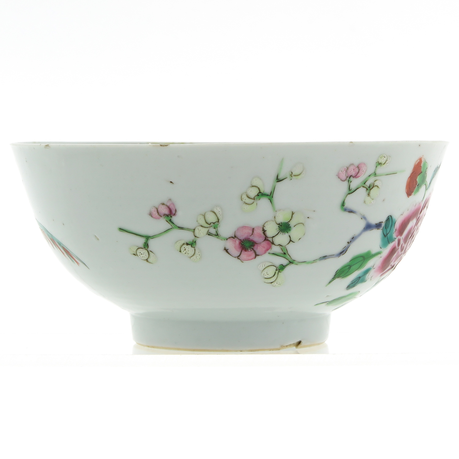 Lot 7055 - A Famille Rose Bowl
