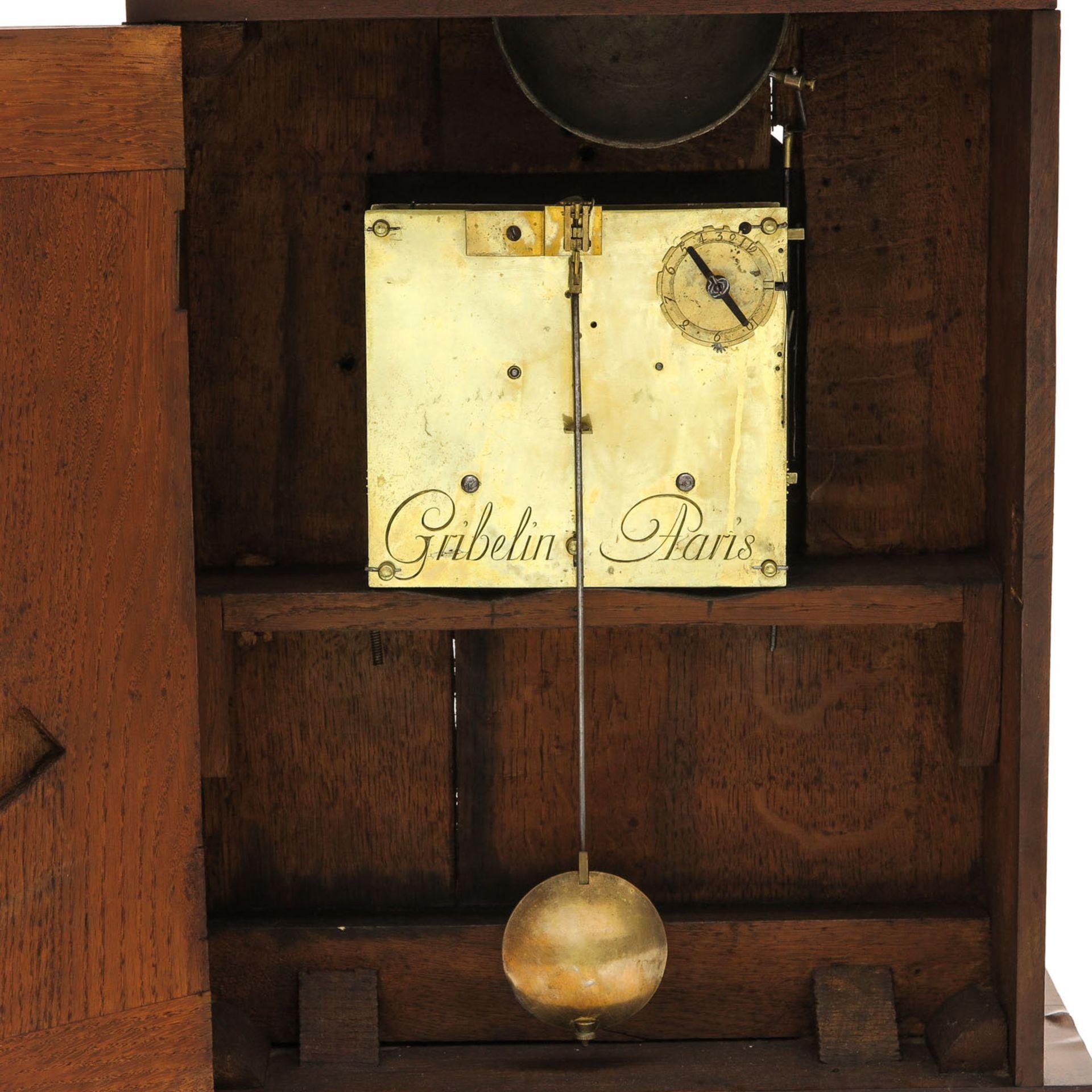 Los 1085 - An Signed Religious Clock Circa 1690