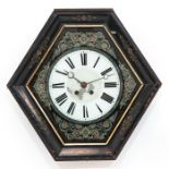 A French Wall Clock Circa 1880