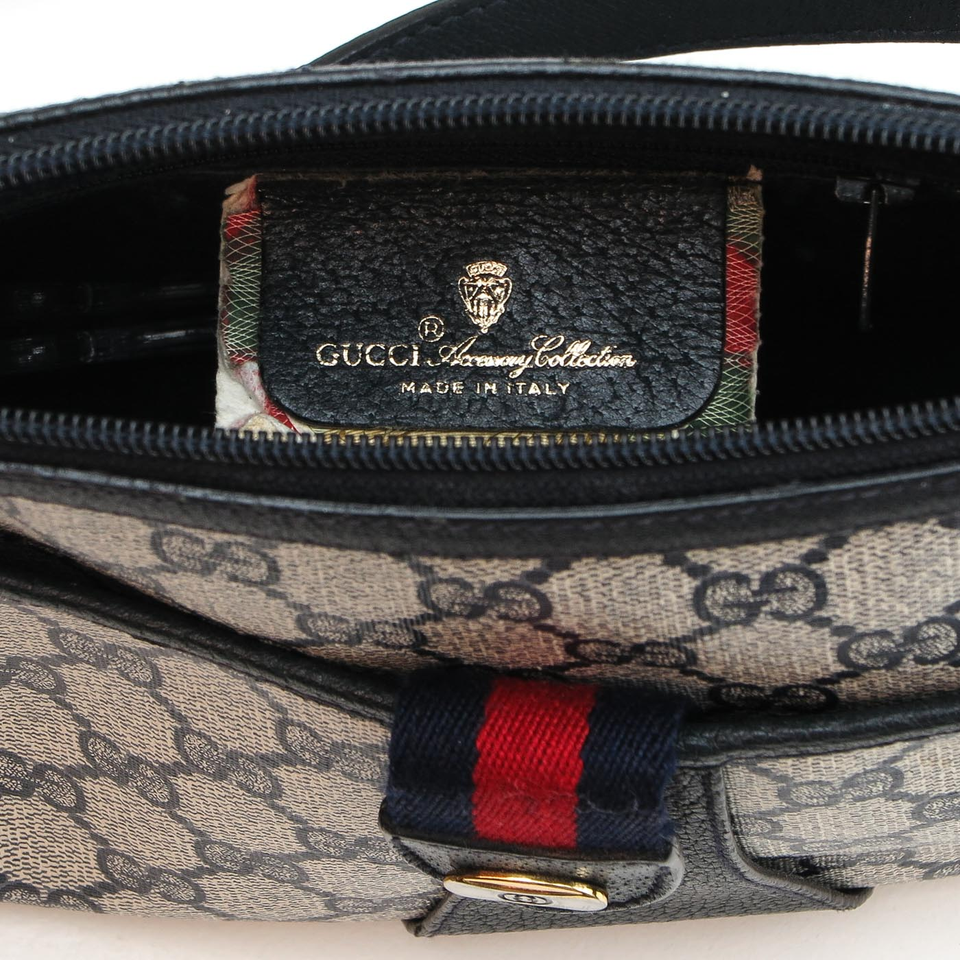 Lot 1272 - A Collection of Vintage Gucci Items