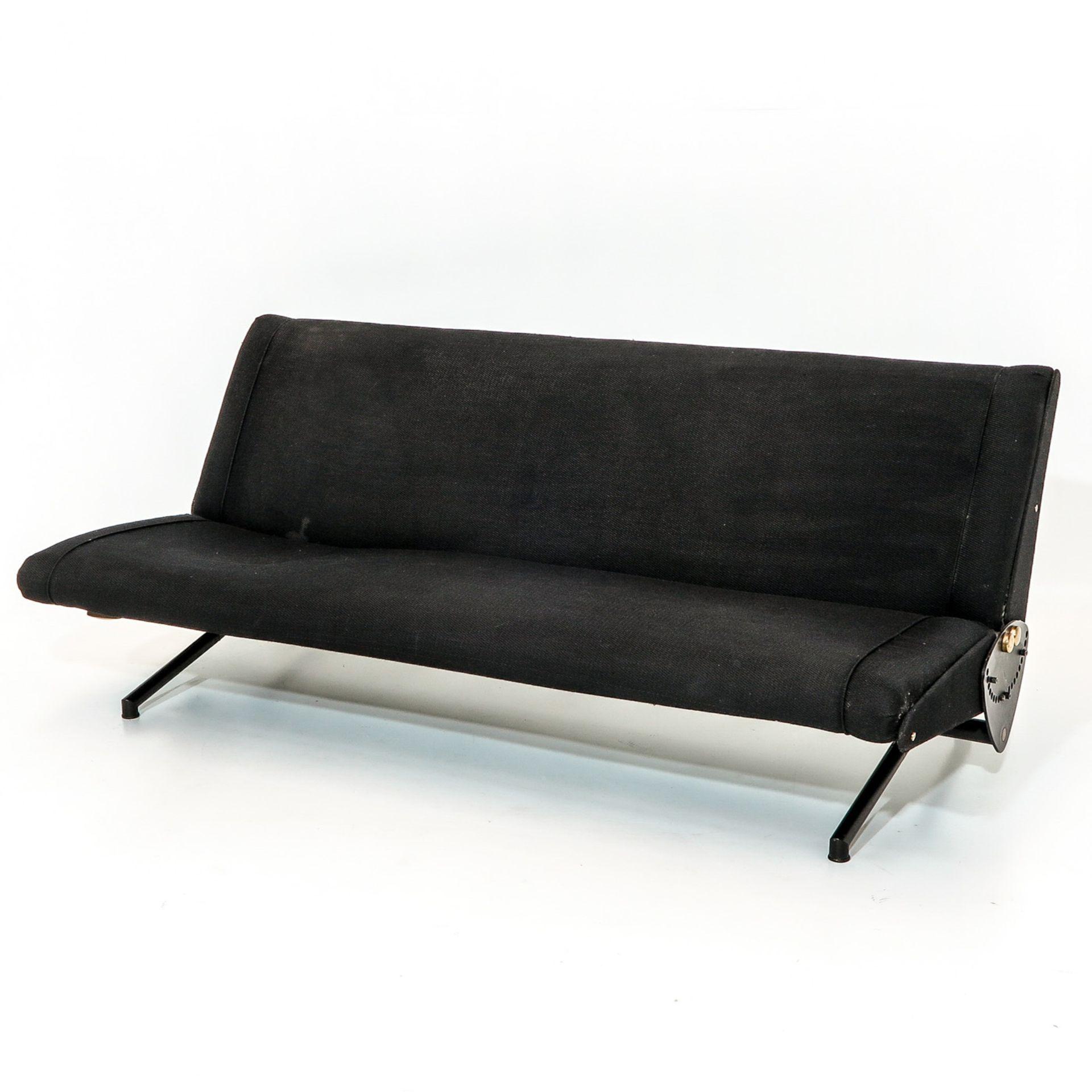 Los 1151 - A Osvaldo Borsani Designer Sofa