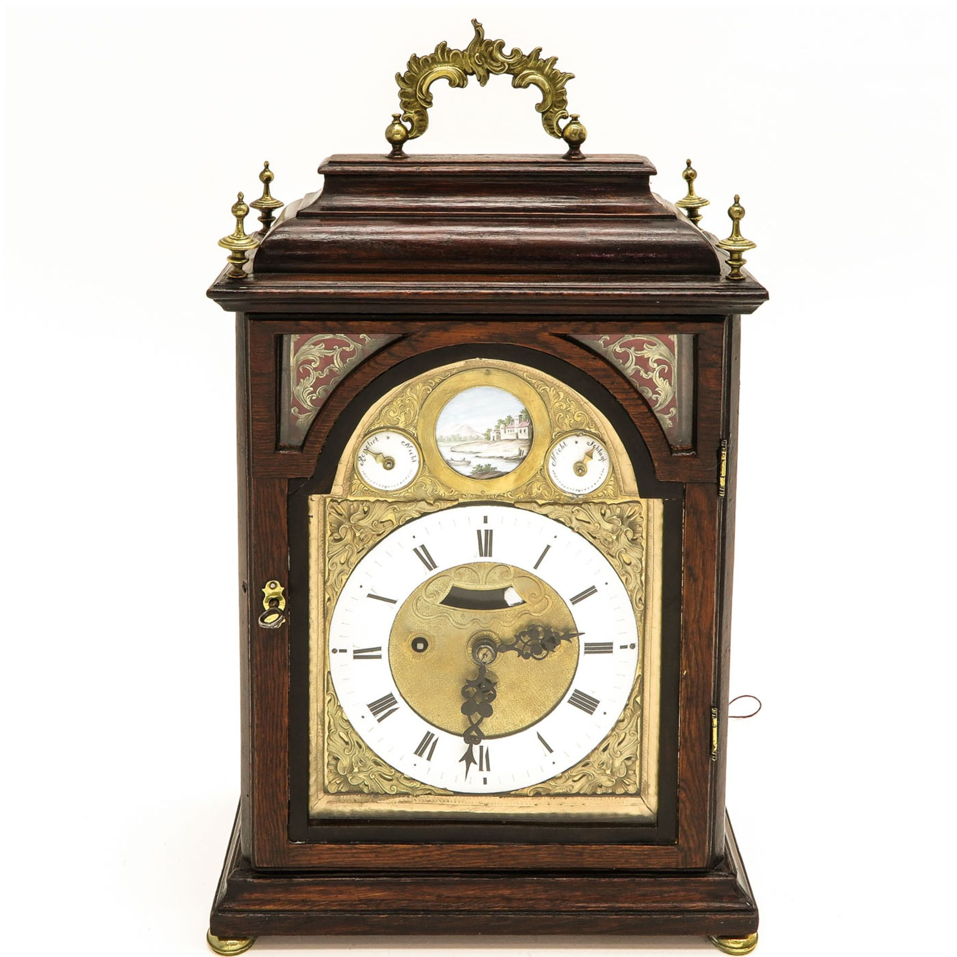 Los 1130 - A Viennese Table clock