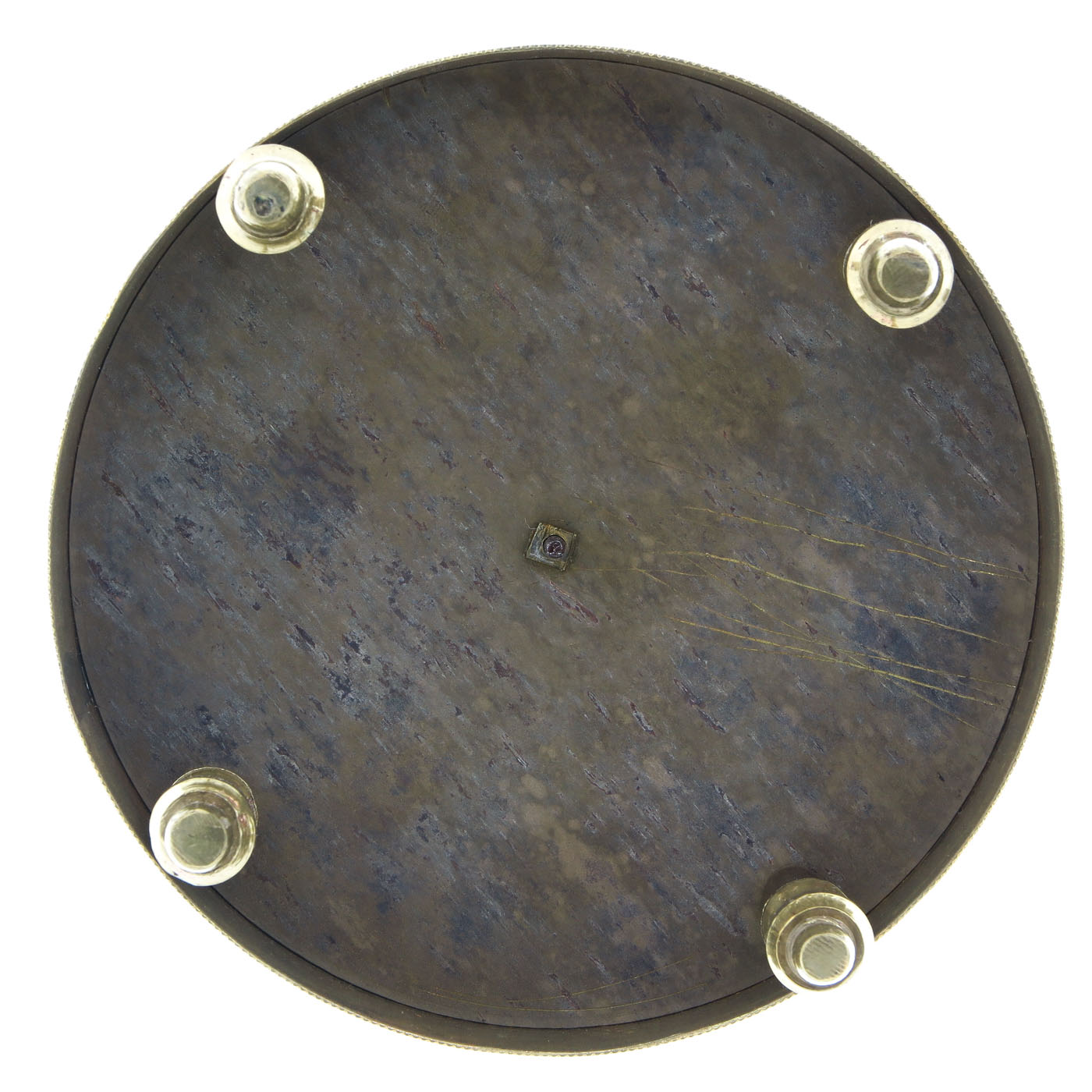 Lot 1010 - An Empire Pendulum