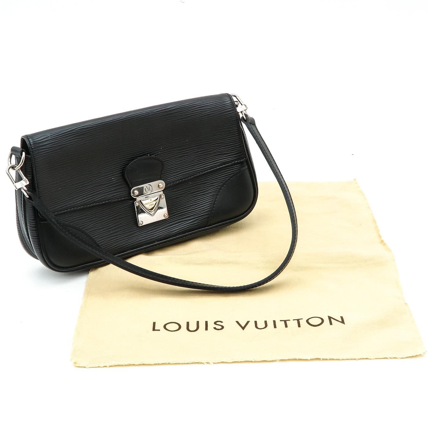 Lot 1270 - A Louis Vuitton Ladies Epi Leather Bag