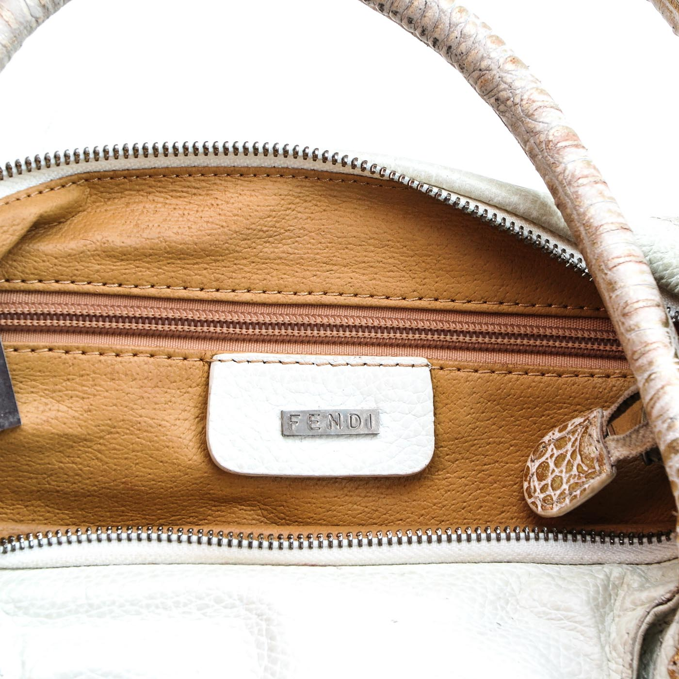Lot 1255 - A Fendi Ladies Bag