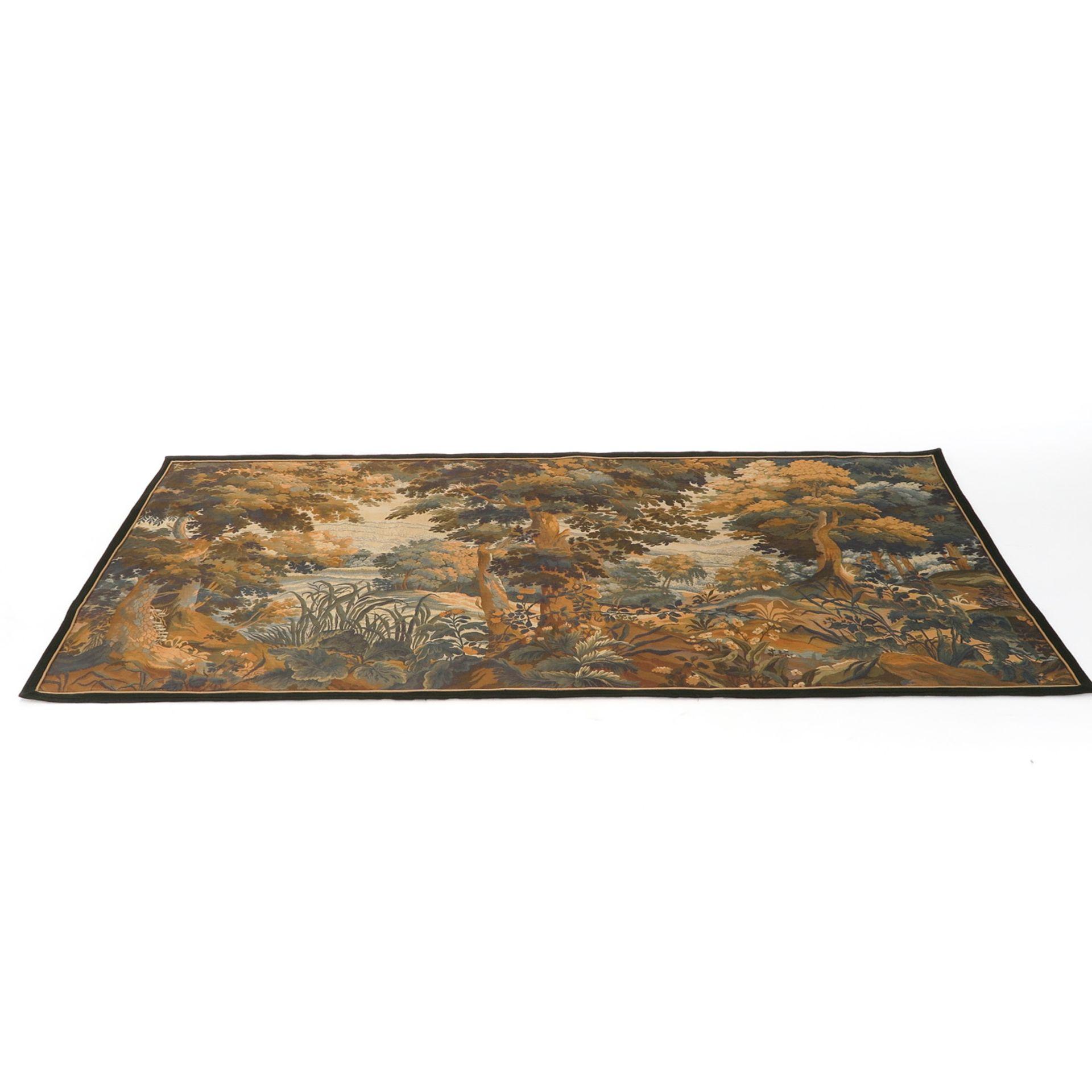 Los 1090 - A Landscape Decor Tapestry